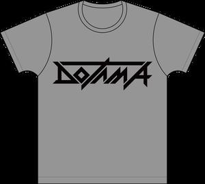 DOTAMA × NC帝國『DOTAMA』ロゴTシャツ(グレー)