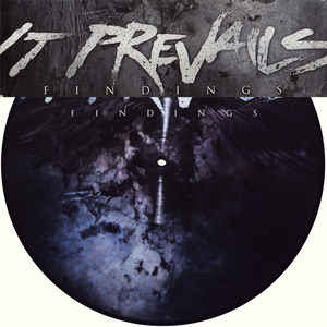 【DISTRO】It Prevails / Findings (10inch)