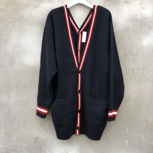 "NEON SIGN  ""switch college f/f cardigan"""