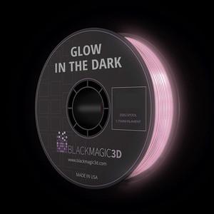 蓄光系フィラメント『Glow PLA:ローズピンク』10M