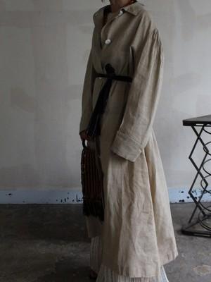 1910s linen coat