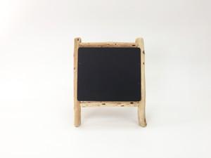ミニ流木黒板サイン 両面タイプ