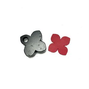 【抜き型】花びら4弁 / N023
