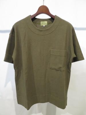 【別注】Waffle Summer Knit T-shirt