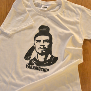 Nago T-shirt  【Yakamochi ?】 revolutionary type