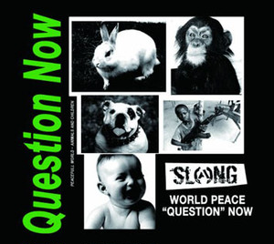 "WORLD PEACE ""QUESTION"" NOW(CD)"