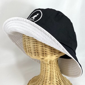 KANGOL -Cotton Bucket 丸ロゴタイプ