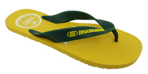 BRASILERAS | 100,000km Mens / Combi Yellow x Green