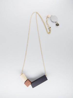 lito ao necklace brick-S