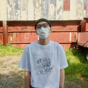 最近のぼくらvol.2 T-Shirt (White)