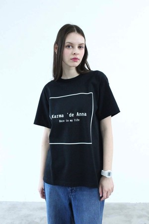 Unisex heavyweight T-shirt (Black)