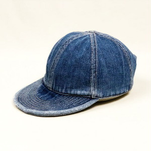 "Nigel Cabourn ""LYBRO"" / Mechanics Cap - KUROKI DENIM"