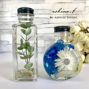 """【ギフトセット】Herbarium""""burly"""" -blue-"""