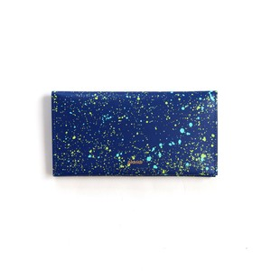 Wallet L - Blue Cosmos -