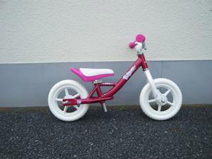 HARO Z10 バランスバイク PREWHEELZ グロスピンク