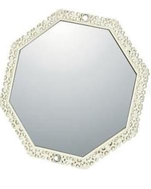 八角鏡アイボリー GR-02011
