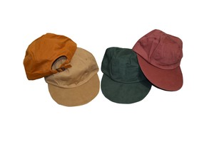 NOROLL (ノーロール) / AUTUMN LEAVES CAP - 4 COLOR -