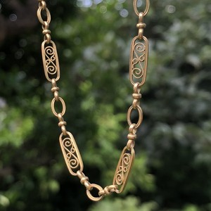 Antique French Gold Chain