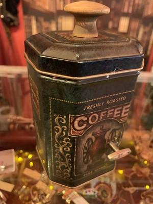 コーヒーケース オルゴール Coffee Case Music Box