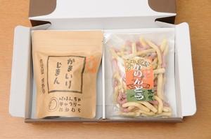 にほんちゃギフト ¥1,500 <茶+菓>