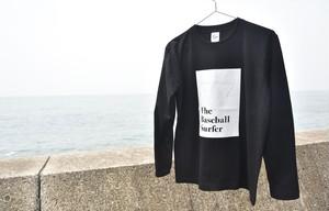 Rectangle ロングTシャツ 【ブラック】