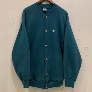 "90's ""Champion"" REVERSE WEAVE Snap Cardigan"