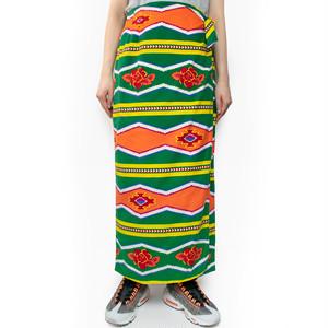 70's Native Pattern Design Skirt