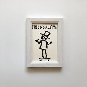 """CHILDS PLAY"" Diskah art works"
