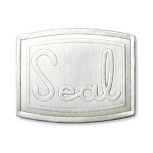 ◆封緘シール 銀(Seal)