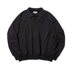 EVISEN FUKUWARAI ZIP SWEAT BLACK L