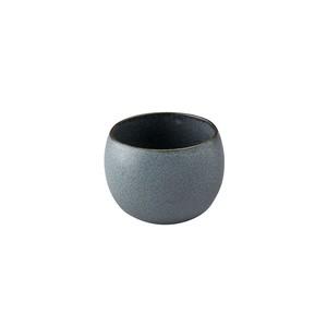「翠 Sui」丸碗 8cm 小鉢 空色ねず 美濃焼 288049