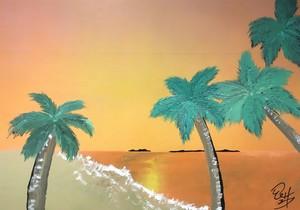『南の島』心が落ち着く癒しの場所。