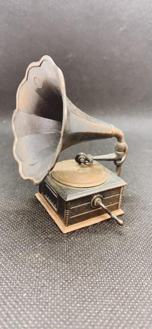 ビンテージ鉛筆削り 蓄音機