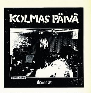 KOLMAS PAIVAコルマス・パイヴァ/DEMOT CD