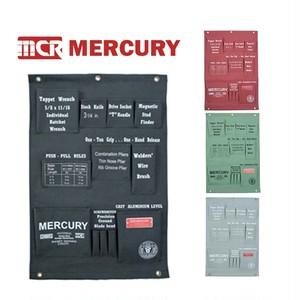新作入荷!! マーキュリー 【MERCURY】 キャンバス ハンギングポケット
