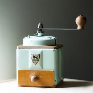 Peugeot Laquè ビンテージ コーヒーミル (France/50s)