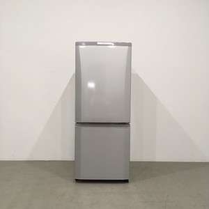【極美品】MITSUBISHI 三菱  MR-P15X-S 2ドア冷蔵庫 2014年製 146L シルバー