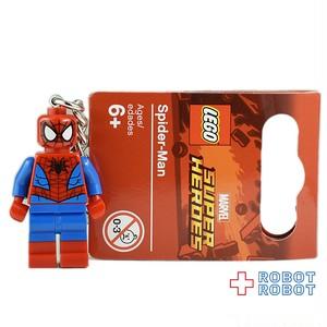 LEGO レゴ キーリング マーベル スパイダーマン 853950