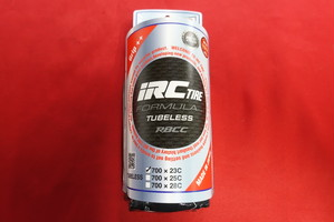 IRC フォーミュラープロ チューブレス RBCC