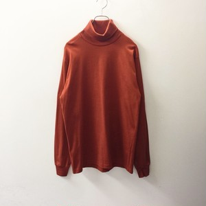 Land's End タートルネック カットソー アメリカ製 size M メンズ 古着