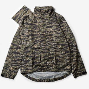 MMA Packable M-65type Wind Shell (Tiger Camo)
