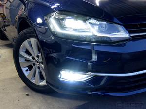 【来店専用】Volkswagen フォグランプ用 LEDバルブ:ゴルフ、ティグアン、パサート等