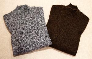 MICHELACCI DANILO Mockneck Sweater