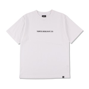 LOGO S/S TEE / THUMPERS