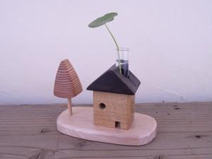 植物の家+庭 ケヤキ鉄染・ナラ 1107