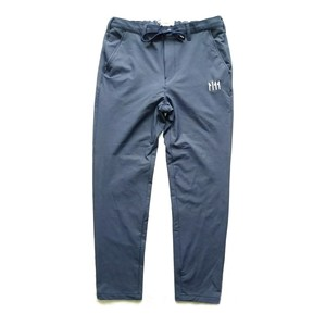 【WEBSTORE限定】NYLON STRETCH EASY PANTS BW-306 NAVY