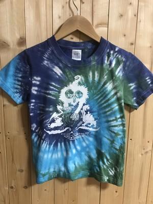 タイダイ染めTシャツ サイズ130