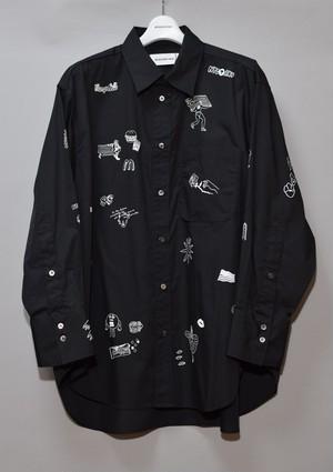 TATTOOshirt 【BLACK】