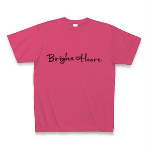 Tシャツ(Bright♡Heart)ホットピンク