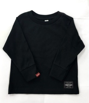 kids center japan box logo longT black